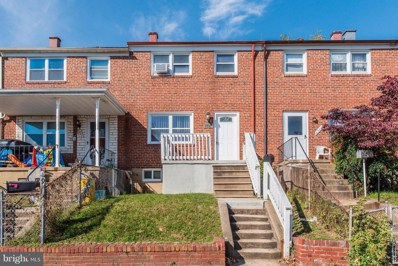 9702 Matzon Road, Middle River, MD 21220 - MLS#: 1009935458
