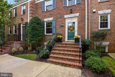 5309 Crown Street UNIT 23, Bethesda, MD 20816 - #: 1009935468