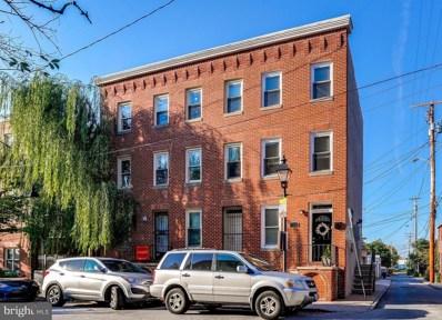 512 Warner Street, Baltimore, MD 21230 - MLS#: 1009938256