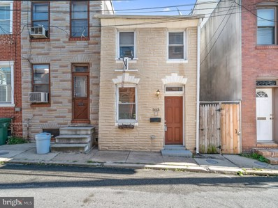 313 S Chapel Street, Baltimore, MD 21231 - #: 1009939060