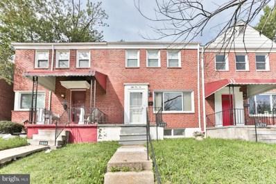 5910 Fenwick Avenue, Baltimore, MD 21239 - #: 1009939066