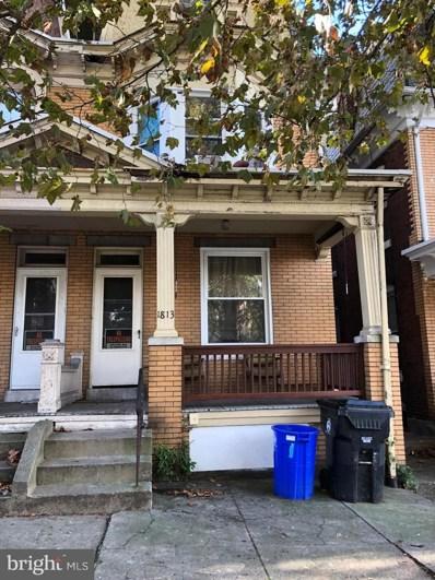 1813 Regina Street, Harrisburg, PA 17103 - MLS#: 1009939382