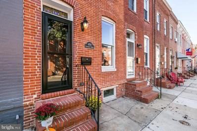 1454 Reynolds Street, Baltimore, MD 21230 - MLS#: 1009939444