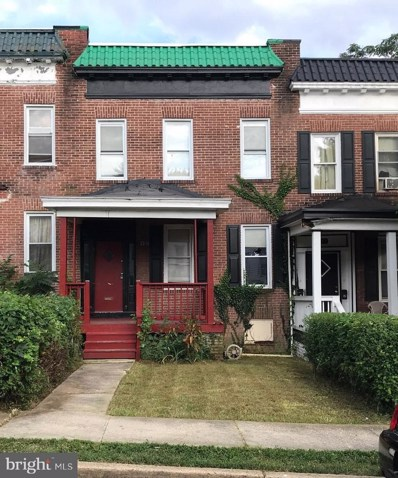 2915 Rockrose Avenue, Baltimore, MD 21215 - MLS#: 1009939740
