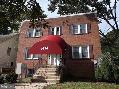 8414 Flower Avenue UNIT 2, Takoma Park, MD 20912 - #: 1009940184