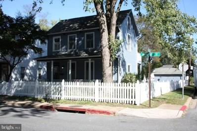 527 Burnside Street, Annapolis, MD 21403 - MLS#: 1009940350