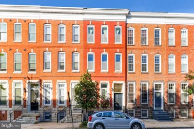 1812 N Calvert Street, Baltimore, MD 21202 - MLS#: 1009940464