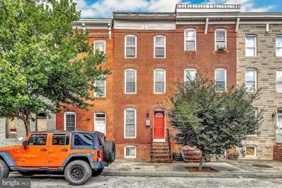 1014 Cross Street, Baltimore, MD 21230 - #: 1009940546