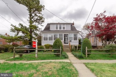 3727 Milford Avenue, Baltimore, MD 21207 - MLS#: 1009941126