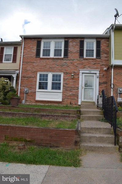 192 Fairfield Drive, Frederick, MD 21702 - MLS#: 1009941358