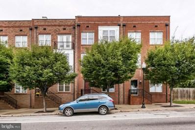 1918 E Fort Avenue, Baltimore, MD 21230 - MLS#: 1009941582