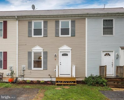 8 Courtland Street, Taneytown, MD 21787 - MLS#: 1009941590