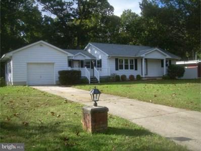 1081 Chimes Terrace, Vineland, NJ 08360 - MLS#: 1009941658