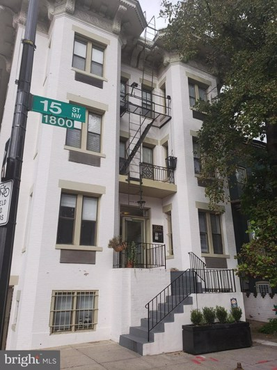 1822 15TH Street NW UNIT 201, Washington, DC 20009 - MLS#: 1009942534