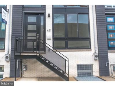 433A-  Salmon Street, Philadelphia, PA 19125 - #: 1009942610