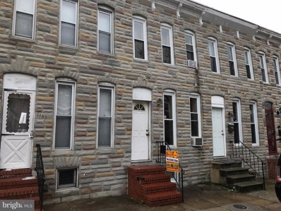 1171 Cleveland Street, Baltimore, MD 21230 - MLS#: 1009942640