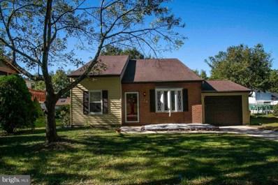 724 Stafford Hill Drive, Glen Burnie, MD 21061 - MLS#: 1009942864