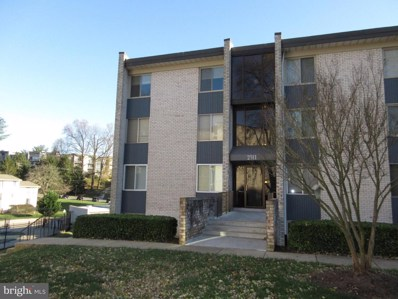 2511 Baltimore Road UNIT 8, Rockville, MD 20853 - #: 1009942954