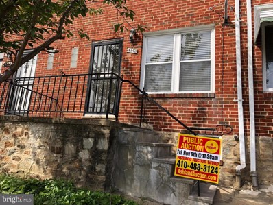 4412 Asbury Avenue, Baltimore, MD 21206 - MLS#: 1009943052
