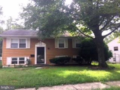 7803 Fiske Avenue, Glenarden, MD 20706 - MLS#: 1009943248