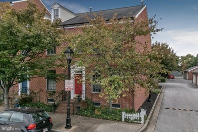 211 W Hill Street, Baltimore, MD 21230 - #: 1009946268