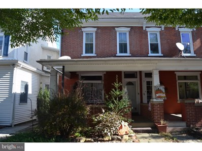 219 Main Street, East Greenville, PA 18041 - MLS#: 1009946472