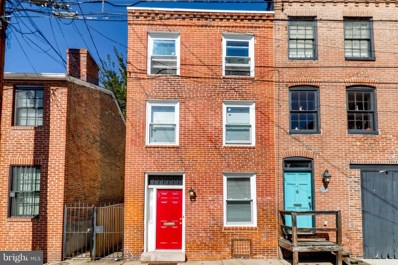 608 Eislen Street, Baltimore, MD 21230 - MLS#: 1009946996