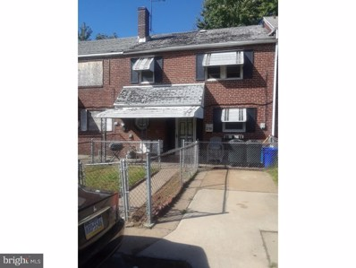 2706 Curran Street, Chester, PA 19013 - MLS#: 1009947032