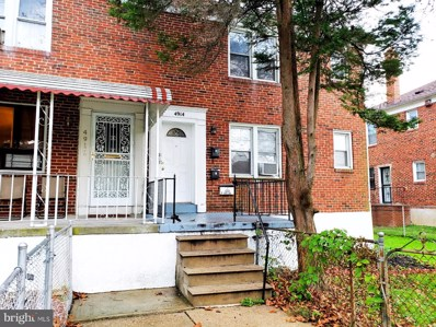 4914 Poe Avenue, Baltimore, MD 21215 - MLS#: 1009947072