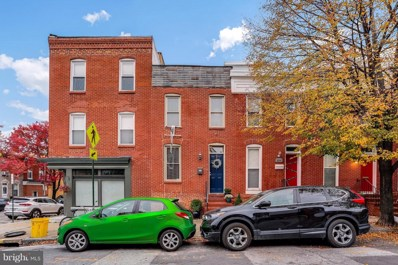 1458 Battery Avenue, Baltimore, MD 21230 - #: 1009947158