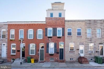 1321 Cooksie Street, Baltimore, MD 21230 - MLS#: 1009947344