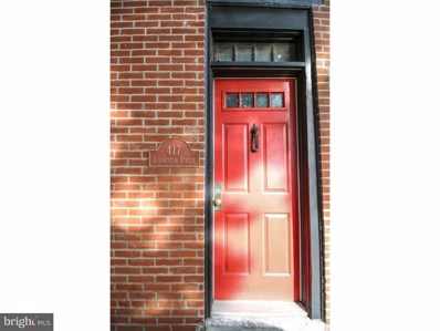 417 Livingston Street, Philadelphia, PA 19125 - MLS#: 1009947468