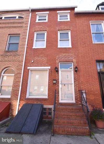 919 Stiles Street, Baltimore, MD 21202 - #: 1009948100