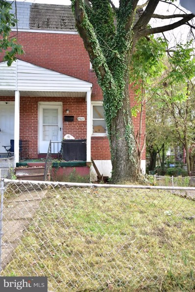 2927 Edgecombe Circle South, Baltimore, MD 21215 - #: 1009949010