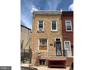 2707 W Berks Street, Philadelphia, PA 19121 - #: 1009949886