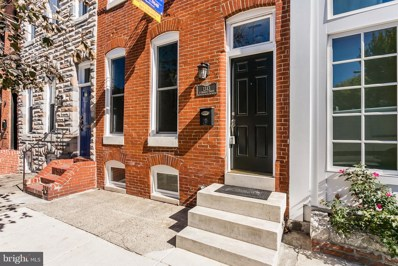1343 S Charles Street, Baltimore, MD 21230 - MLS#: 1009949964