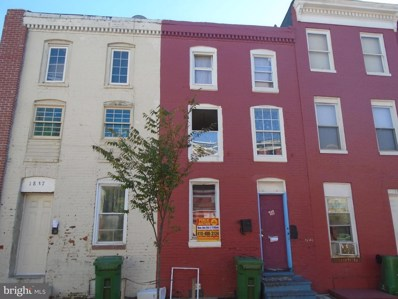 1839 W Pratt Street, Baltimore, MD 21223 - #: 1009949996