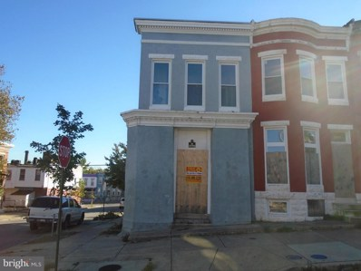 2501 W Fairmount Avenue, Baltimore, MD 21223 - MLS#: 1009950158