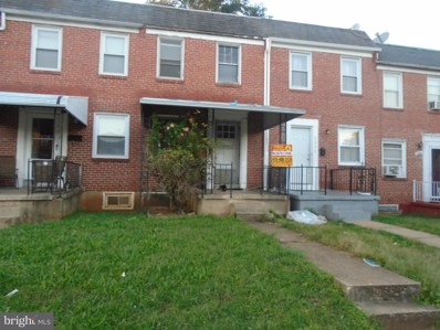 3310 Avondale Avenue, Baltimore, MD 21215 - MLS#: 1009950282