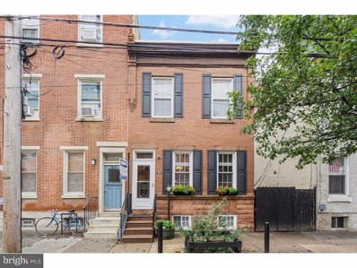 1354 E Palmer Street, Philadelphia, PA 19125 - MLS#: 1009950434