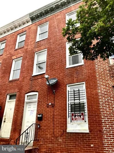 1310 W Pratt Street, Baltimore, MD 21223 - MLS#: 1009950758