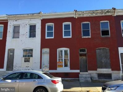 1507 N Montford Avenue, Baltimore, MD 21213 - #: 1009950800