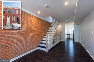 1243 Sargeant Street, Baltimore, MD 21223 - #: 1009950872