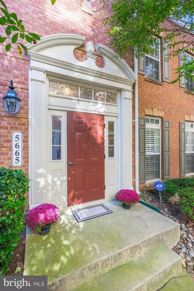 5665 Harrington Falls Lane UNIT B, Alexandria, VA 22312 - MLS#: 1009950894