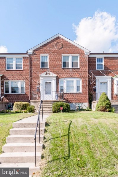 420 Greenlow Road, Baltimore, MD 21228 - #: 1009950896