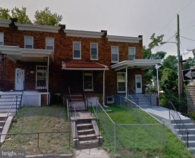 3033 Rayner Avenue, Baltimore, MD 21216 - MLS#: 1009950974
