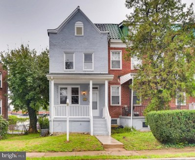 5504 Minnoka Avenue, Baltimore, MD 21215 - #: 1009950988