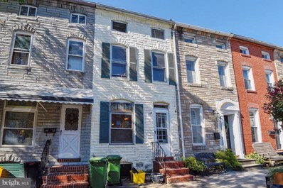 308 S Chester Street, Baltimore, MD 21231 - MLS#: 1009953892