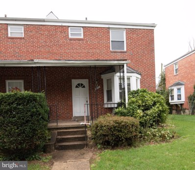 3801 Glengyle Avenue, Baltimore, MD 21215 - MLS#: 1009953936