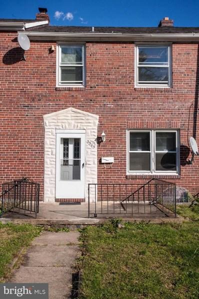 3905 Yolando Road, Baltimore, MD 21218 - MLS#: 1009954110